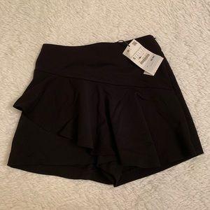 NEW Zara ruffle skirt